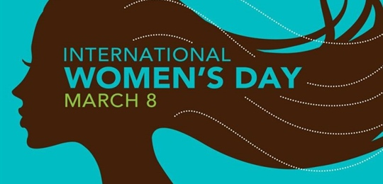 WIM/WiN-SK would like to wish you a very happy International Women's Day!